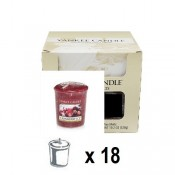 Canneberge Givrée (Cranberry Ice) x 18 - 1,50 €